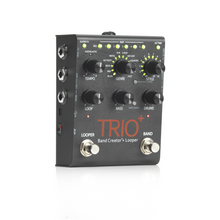 Load image into Gallery viewer, Digitech TRIOPLUS Band Creator Multi-Effects Pedal with Looper
