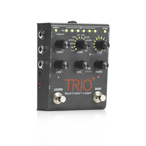 Digitech TRIOPLUS Band Creator Multi-Effects Pedal with Looper
