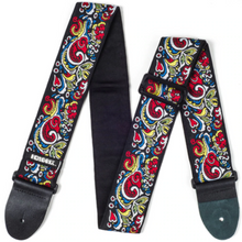 Load image into Gallery viewer, Dunlop JH03 Jimi Hendrix Strap - Love Drops