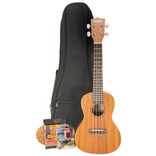 Load image into Gallery viewer, Easy Music Center Concert Ukulele Bundle