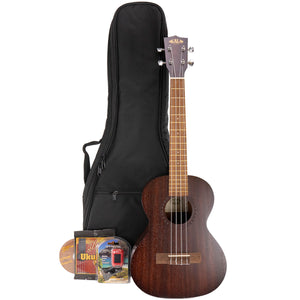 Easy Music Center Tenor Ukulele Bundle