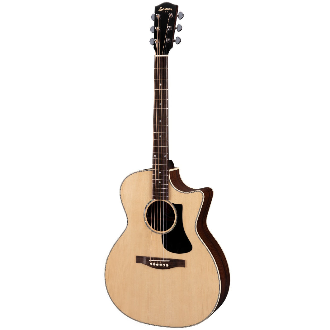 Eastman PCH2-GACE Grand Auditorium - Solid Sitka Top, Rosewood B/S Acoustic-Electric Guitar