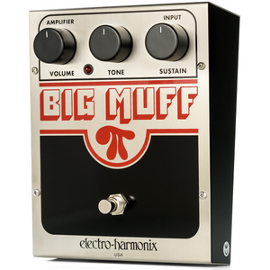 Electro Harmonix BIGMUFFPI Classic Big Muff PI Distortion/Sustainer