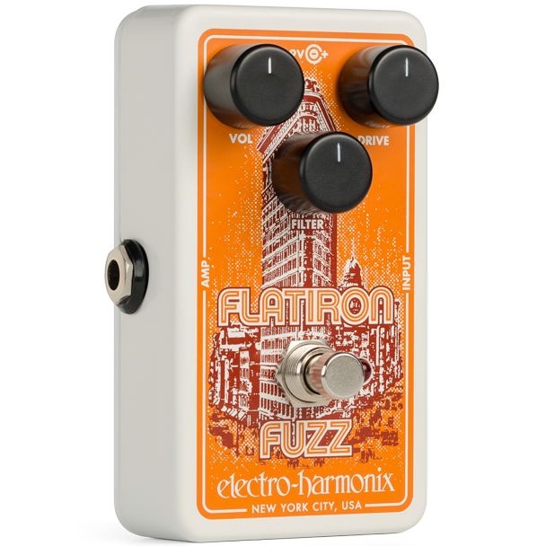 Electro Harmonix FLATIRONFUZZ Fuzz/Distortion