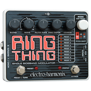 Electro Harmonix RINGTHING Single Sideband Ring Modulator