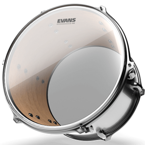 Evans TT12G2 G2 Clear Drum Head, 12 Inch