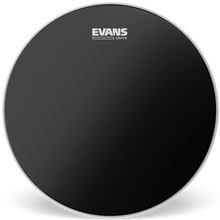 "Load image into Gallery viewer, Evans B13ONX2 13"" Onyx 2ply Coated Drum Head"