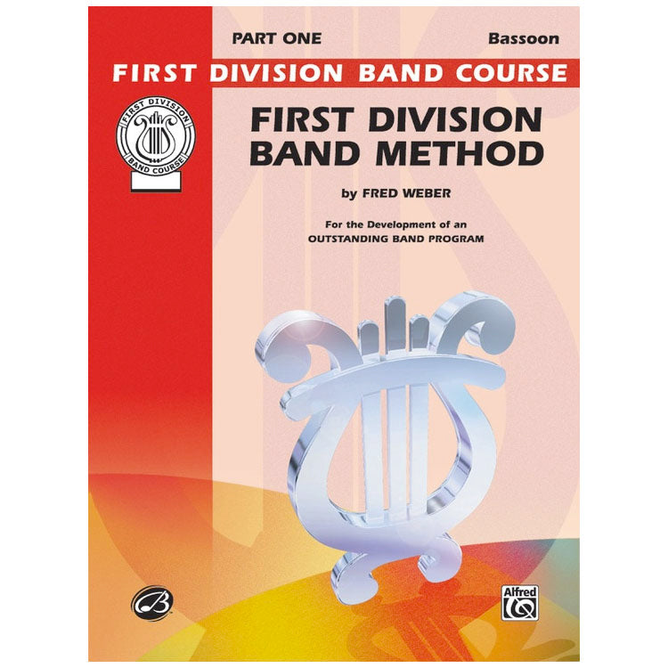 Alfred FDL00008A First Division Method Book 1 - Bassoon