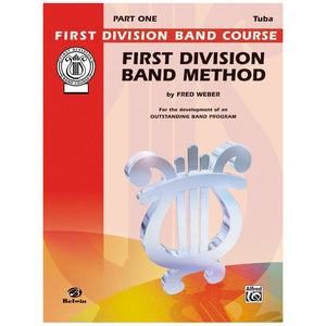 Alfred FDL00018A First Division Method Book 1 - Tuba