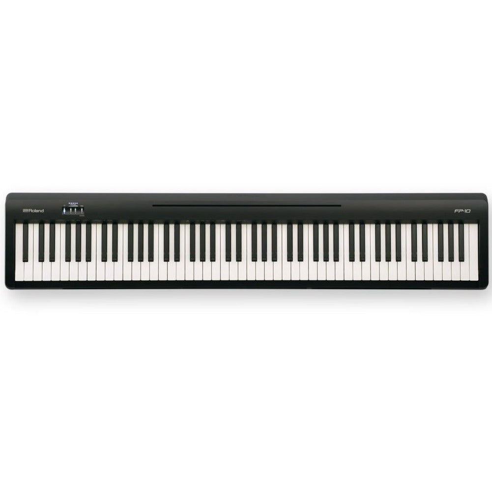 Roland FP-10-BK 88-key Digital Piano, Black