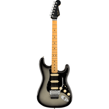 Load image into Gallery viewer, Fender 011-8072-791 Am Ultra Luxe Strat, Floyd Rose, Hss, MN, Silverburst