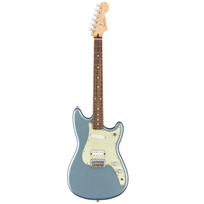 Fender 014-4023-583 Player Duo-Sonic HS Electric Guitar, Ice Blue Metallic