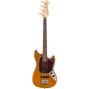 Fender 014-4053-528 Player Mustang Bass PJ, PF, Aged Natural