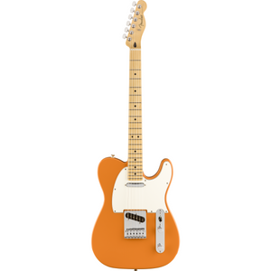 Fender 014-5212-582 Player Tele Electric Guitar, Capri Orange