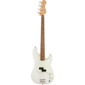 Fender 014-9803-515 Player P-Bass, PF, Polar White