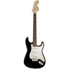Load image into Gallery viewer, Squier 037-0600-506 Affinity Strat, LRL, Black