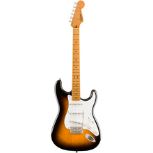 Load image into Gallery viewer, Squier 037-4005-500 Classic Vibe 50s Strat, MN, 2-Color Sunburst