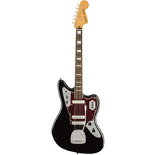Load image into Gallery viewer, Squier 037-4090-506 Classic Vibe 70s Jaguar, LRL, Black