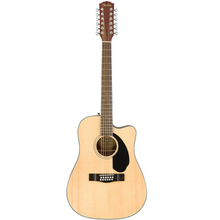 Load image into Gallery viewer, Fender 097-0193-021 CD-60SCE 12-string Acoustic Guitar