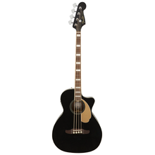 Load image into Gallery viewer, Fender 097-0743-106 Kingman Acoustic Bass Guitar, Black