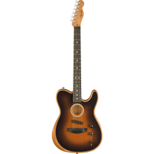 Load image into Gallery viewer, Fender 097-2013-232 American Acoustasonic Tele Electric Guitar, Sunburst