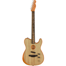 Load image into Gallery viewer, Fender 097-2013-248 American Acoustasonic Tele Electric Guitar, Sonic Gray