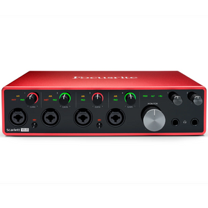 Focusrite SCARLETT18I8G3 Audio Interface