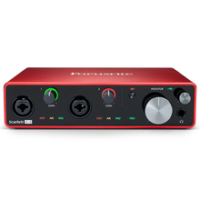 Load image into Gallery viewer, Focusrite SCARLETT4I4G3 Scarlett 4i4 (3rd Gen)