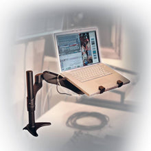 Load image into Gallery viewer, Gator G-ARM360-DESKMT 360 degree articulating G-ARM. Desk mountable