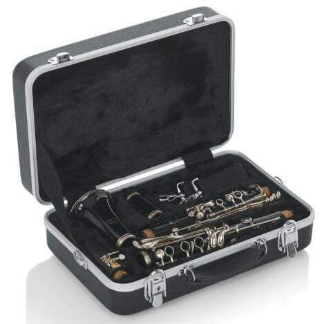 Gator GC-CLARINET Deluxe Molded Case for Clarinets