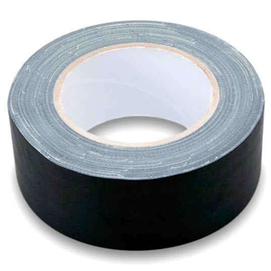 Hosa GFT-447BK-BULK Gaffer Tape, Black, 2 in x 60 yd