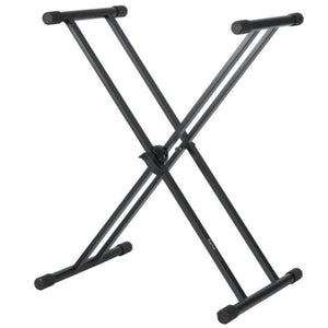 "Gator GFW-KEY-2000X Heavy Duty Adjustable ""X"" style Keyboard Stand"