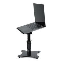 Load image into Gallery viewer, Gator GFWLAPTOP2000 Universal Laptop Desktop Stand with Adjustable Height & Weighted Base