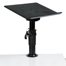 Load image into Gallery viewer, Gator GFWLAPTOP2500 Clampable Universal Laptop Desktop Stand with Adjustable Height