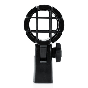 Gator GFW-MIC-SM1525 Universal Shockmount for Pencil Condenser Mics 15-25mm in Diameter