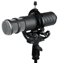 Load image into Gallery viewer, Gator GFW-MIC-SM1855 Deluxe Universal Shockmount for Condenser Mics 18-55mm in Diameter