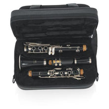 Load image into Gallery viewer, Gator GL-CLARINET-A Rigid EPS Foam Lightweight Case for Clarinet