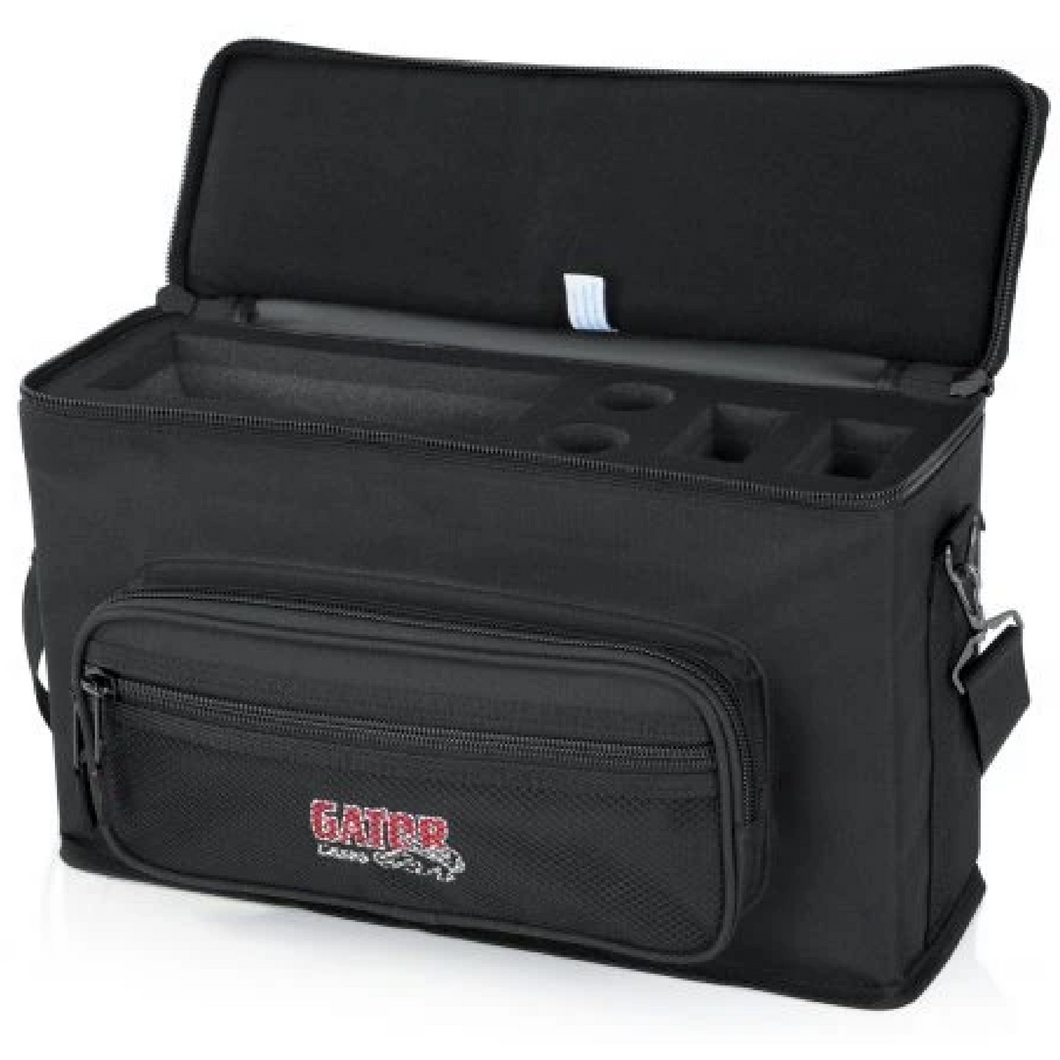 Gator GM-2W Dual Wireless System Carry Bag