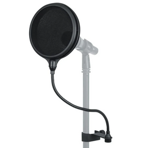 "Gator GM-POP-FILTER 6"" Double Layered, Split Level Pop Filter"