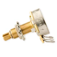 Load image into Gallery viewer, Gibson PPAT-500 500K OHM Audio Taper Potentiometer, Long Shaft