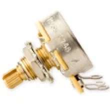 Load image into Gallery viewer, Gibson PPAT-510 500K OHM Audio Taper Potentiometer, Short Shaft