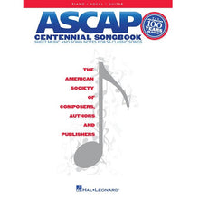 Load image into Gallery viewer, Hal Leonard HL00120772 ASCAP Centennial Songbook