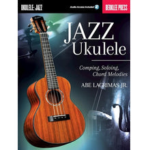 Load image into Gallery viewer, Hal Leonard HL00121624 Jazz Ukulele - Book and Online Audio