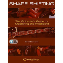 Load image into Gallery viewer, Hal Leonard HL00285484 Shape Shifting The Guitarist's Guide To Mastering The Fretboard