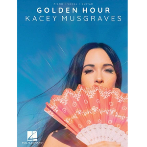 Hal Leonard HL00293819 Kacey Musgraves - Golden Hour, Piano/Vocal/Guitar Artist Songbook