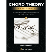 Load image into Gallery viewer, Hal Leonard HL00299546 Chord Theory Explained, Explained