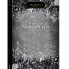 Load image into Gallery viewer, Hal Leonard HL00327962 Coldplay - Everyday Life, Piano/Vocal/Guitar Artist Songbook