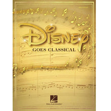 Load image into Gallery viewer, Hal Leonard HL00354996 Disney Goes Classical