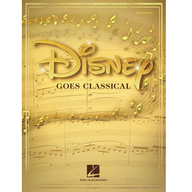 Hal Leonard HL00354996 Disney Goes Classical