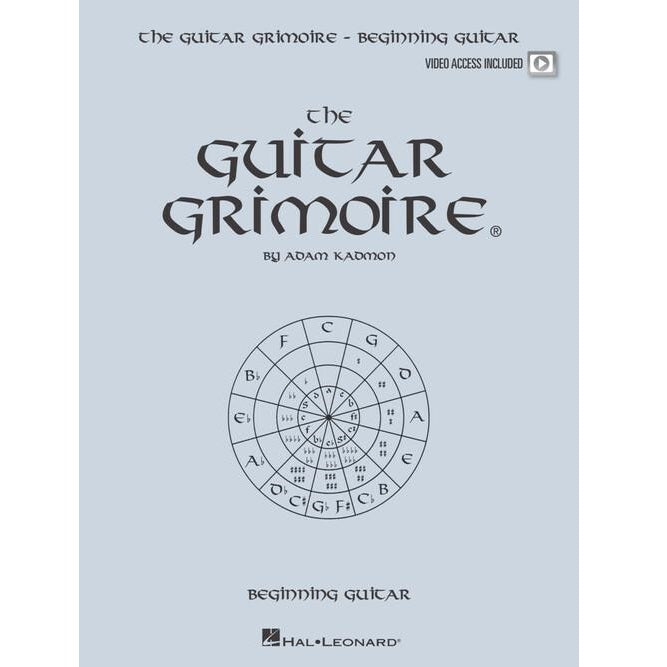 Hal Leonard HL00696375 The Guitar Grimoire Beginning Guitar